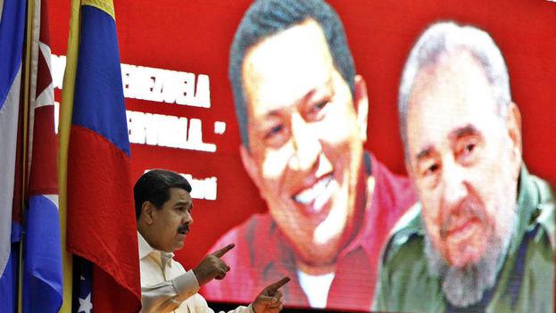 Los países miembros de la Alianza Bolivariana para los Pueblos de América se reunirán para ratificar su apoyo a Nicolás Maduro. (EFE)