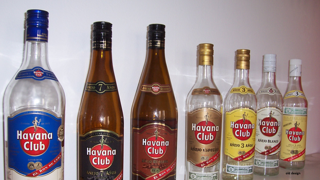 Botellas de Havana Club. (CC)