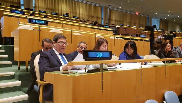 Nicaragua celebra en Roma victoria de Cuba en la ONU