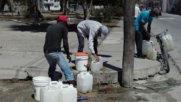 El municipio es abastecido por un sistema público de acueducto que posee tres fuentes fundamentales: Caguaguas a unos 12 kilómetros, Chinchila a 10 kilómetros, y Viana a 16 kilómetros. (Jaime Guillermo Castillo)