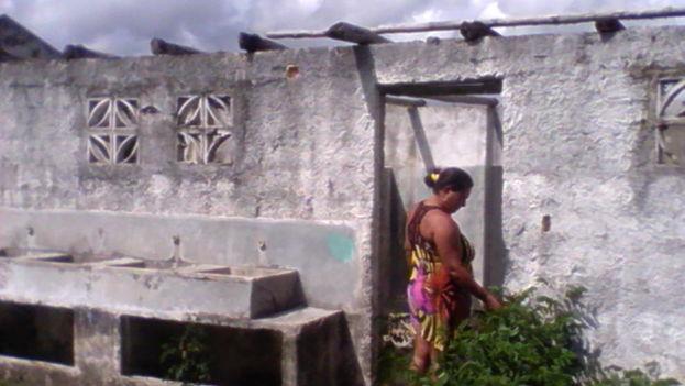 14 años después de la promesa de Carlos Lage, los damnificados por Isidoro siguen sin tener sus casas. (Ricardo Fernández)