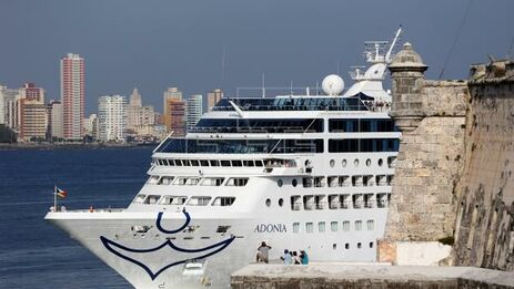 Carnival comenzó sus cruceros a Cuba en 2016, tras el reinicio de las relaciones entre La Habana y Washington bajo el mandato de Obama.(EFE)