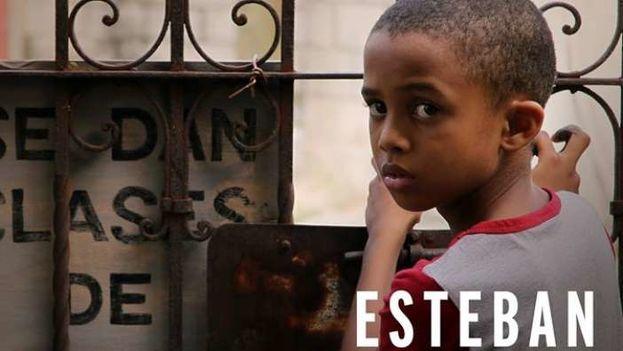 Cartel del filme 'Esteban', una de las películas seleccionadas para el Festival