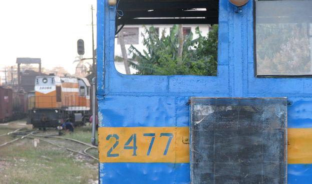 El vandalismo dio cuenta de parte de la tecnología y también se perdió la mano de obra calificada. (14ymedio)