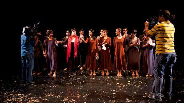 Compañía cubana de danza contemporánea Retazos. (Facebook)