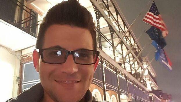 El reportero, de 29 años, estaba en el River Correctional Center a la espera de una apelación presentada por el ICE contra la decisión del juez Timothy Cole que otorgó asilo. (Facebook)