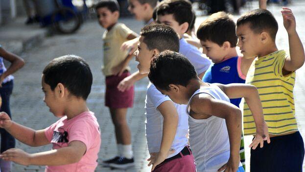 En Cuba hay un déficit de 1.736 profesores de Educación Física y muchas áreas deportivas están en regular o mal estado. (Sue Kellerman)