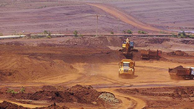 El principal polo minero de Cuba se concentra en la localidad de Moa, en la provincia de Holguín. (noalamina.org)