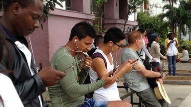 Cuba es en la actualidad uno de los países más desconectados del mundo. (14ymedio)