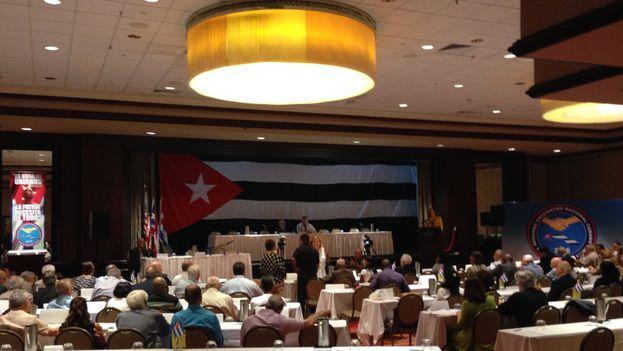 Encuentro de cubanos en Puerto Rico (14ymedio)