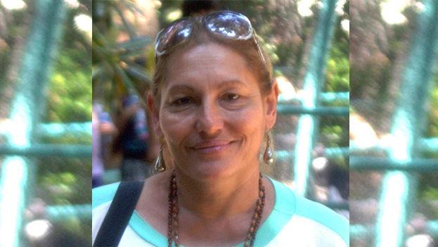La activista y Dama de Blanco, Ada María López. (CC)