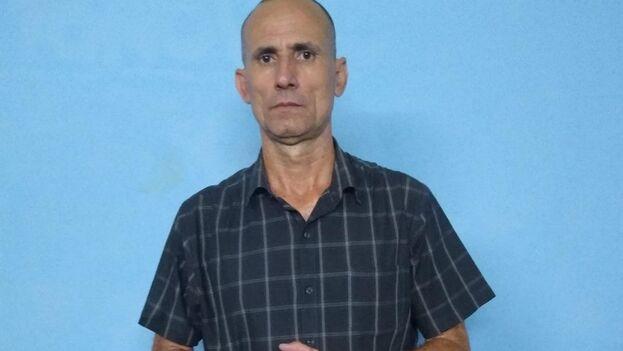 José Daniel Ferrer, el líder de la Unión Patriótica de Cuba, fue excarcelado este viernes tras seis meses detenido. (Cortesía)
