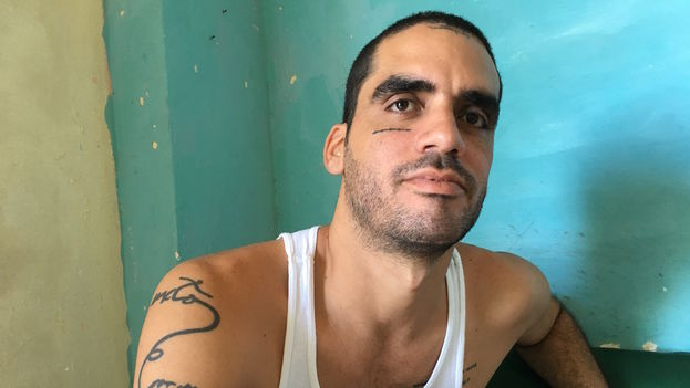 Danilo (El Sexto) tras su liberación (3)