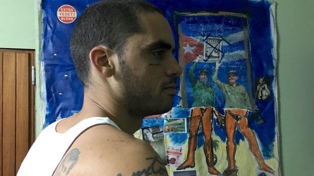 Danilo (El Sexto) tras su liberación (5)