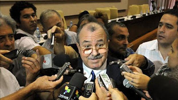 Darío Delgado, fiscal general de Cuba (Foto EFE)