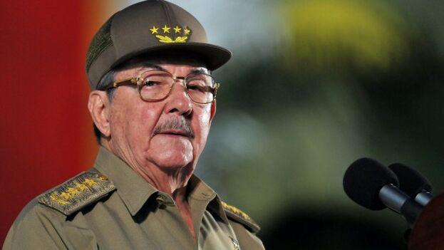 """""""El Departamento designa públicamente (como sancionado) a Raúl Modesto Castro Ruz, anunció este jueves Mike Pompeo. (EFE)"""