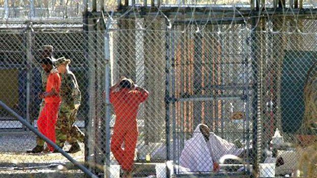 Donald Trump hizo una férrea defensa de Guantánamo durante su discurso sobre el Estado de la Unión. (EFE)