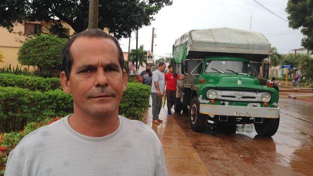 Eduardo Ramos Suárez, camionero 2. (14ymedio)