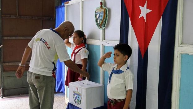 Elecciones Cuba. (EFE)