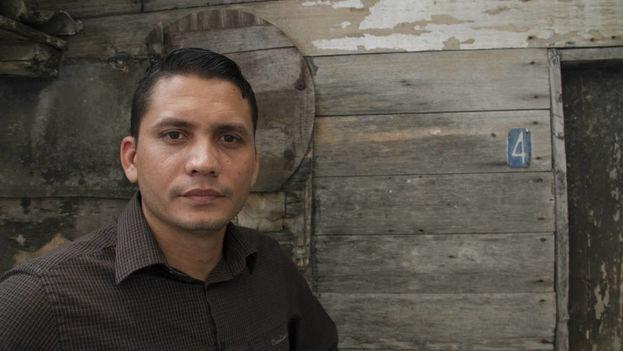 Eliecer Ávila, líder del grupo disidente Somos + (Héctor Estepa / El Confidencial)