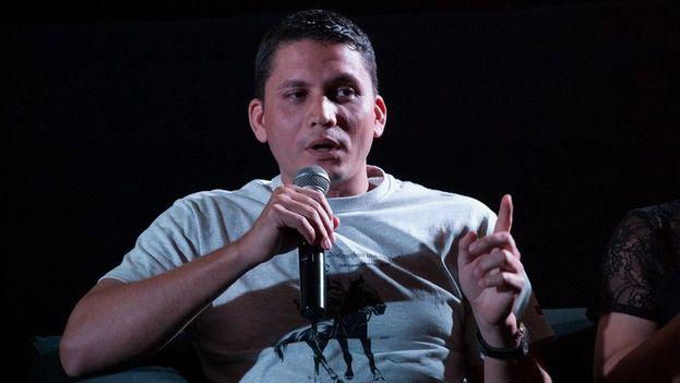 Eliecer Ávila, líder del grupo disidente Somos+ (CC).