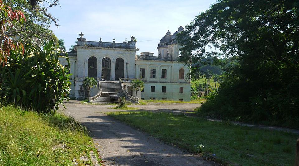Extractores De Baño Puerto Rico:San Miguel de los Baños, el balneario saqueado
