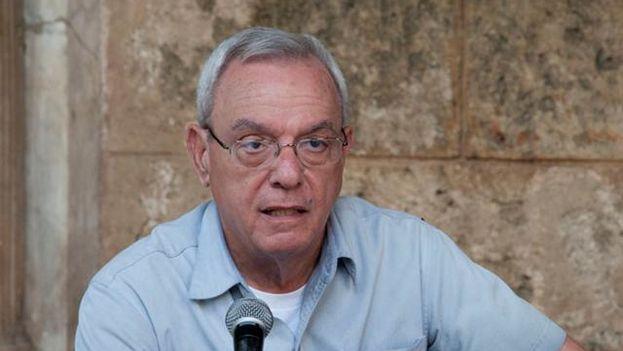 Eusebio Leal Spengler (1942) es doctor en Ciencias Históricas y Maestro en Ciencias Arqueológicas. (eusebioleal.cu)