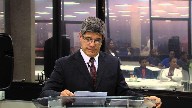 Carlos Fernández de Cossío asumió el cargo de director general para Estados Unidos en el Ministerio de Exteriores. (YouTube)