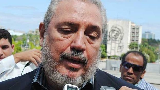 Fidel Castro Díaz-Balart en una imagen de archivo. (EFE)