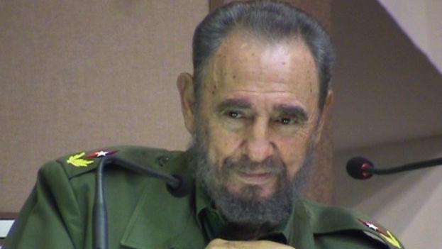 Fidel Castro en un fotograma del film 'La verdad frente al mundo'. (Roberto Di Fede/CC)