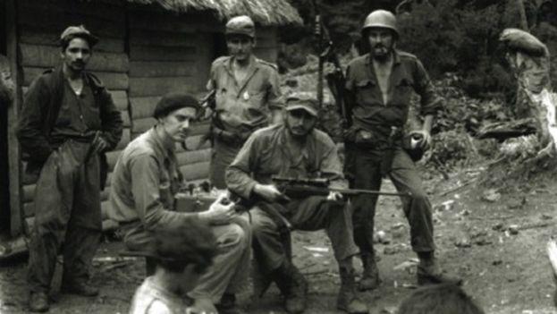 Fidel Castro en la Sierra Maestra. (CC)
