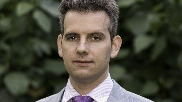 Filip Vurm, premio a la Diplomacia Comprometida en Cuba 2016-2018. (CADAL)