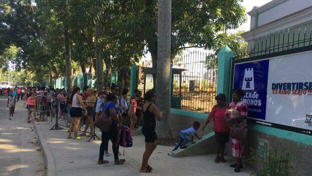 La Finca de los Monos, en La Habana, vive un renacer después de años de desidia y deterioro. (14ymedio)