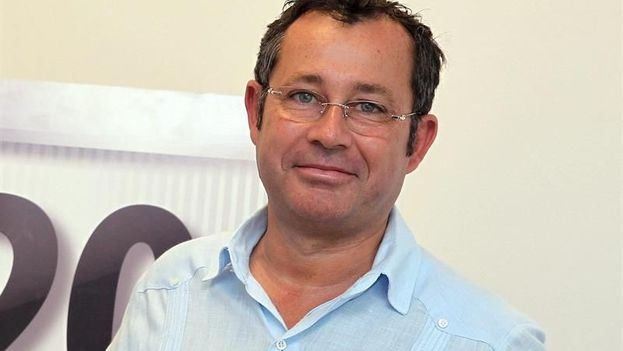 Xulio Fontecha, el presidente de la Asociación de Empresarios Españoles en Cuba espera que el relevo presidencial acelera las reformas económicas en la Isla. (EFE)