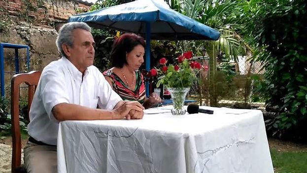 José Fornaris, presidente de la Asociación Pro Libertad de Prensa. (APLP)
