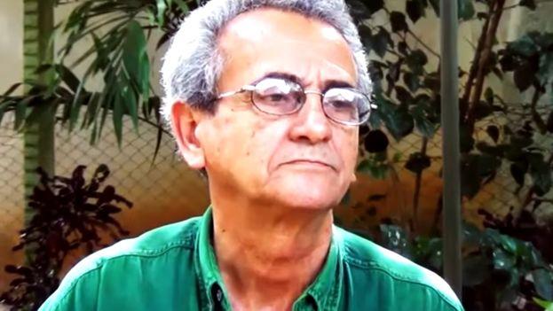 José Fornaris, presidente de la Asociación Pro Libertad de Prensa. (Captura)