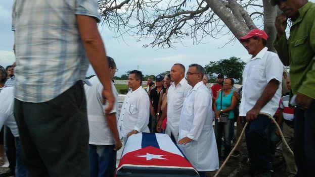 Funerales Holguín Accidente Global Air