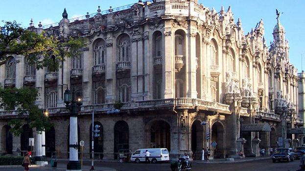 Gran Teatro de La Habana. (Archivo)