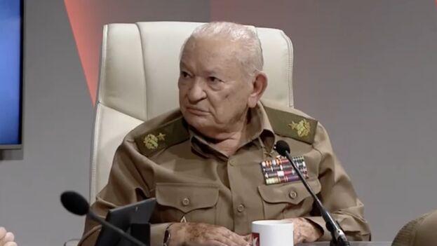 Guillermo García Frías es militar y político cubano, comandante de la Revolución