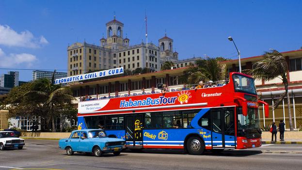 La Habana recibió en el primer trimestre de este año a 572.000 visitantes. (FitCuba)