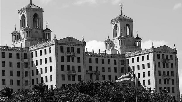 El Hotel Nacional dispone de un estilo arquitectónico ecléctico, muy popular durante la época de su construción. (Pixabay)