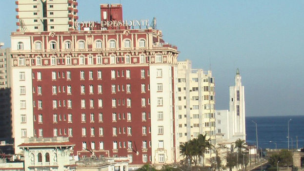 Hotel Presidente en La Habana