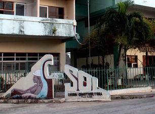 El hotel Costa del Sol. (14ymedio)