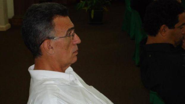 Humberto Blanco Rosales, director del Centro de Estudios de la Economía Cubana (CEEC) de La Habana. (UH)