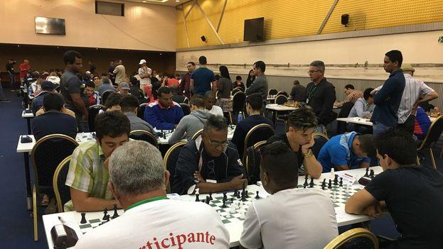 La edición 53 del Torneo Internacional de Ajedrez Capablanca In Memoriam en La Habana. (14ymedio)
