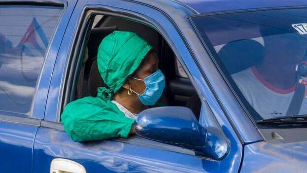 En la Isla hay 356 pacientes ingresados, de los que 101 son extranjeros y 255 cubanos. (ANC)