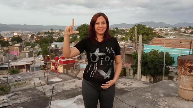 Nelva Ismarays Ortega Tamayo dirige la carta a Raúl Castro porque le atribuye la decisión de lo que ocurre en Cuba. (Facebook)