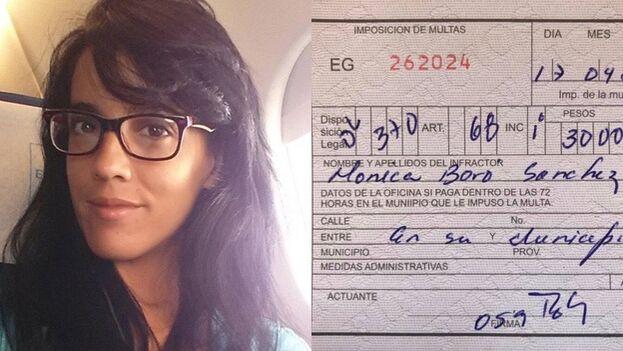 Jaime Abelló reclamó al Gobierno cubano que permita ejercer el periodismo libre a Mónica Baró, ganadora de un premio de la Fundación el pasado año.