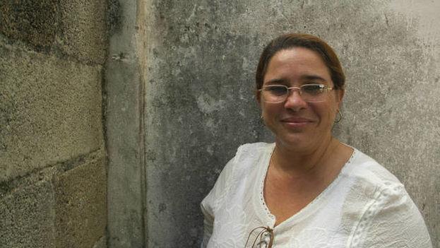 Joanna Columbie, miembro de la academia 1010 de Somos+. (Cortesía)