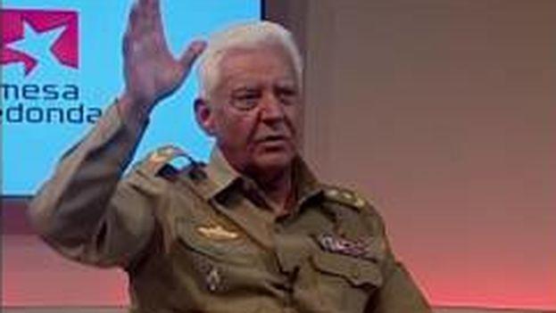 Joaquín Quintas Solá, jefe de Ejército. (http://i.ytimg.com)